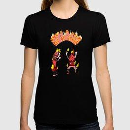 jeje marihuana dude T-shirt