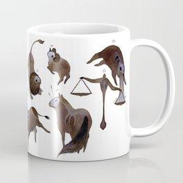 Skeleton zodiac Coffee Mug