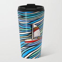 Wind Over Water Travel Mug