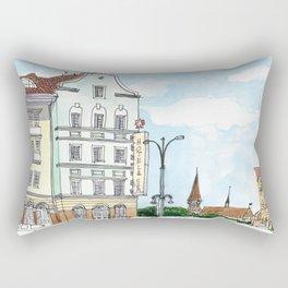 Amber Spa, Kaliningrad Rectangular Pillow