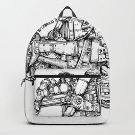 Bulldozer Backpack
