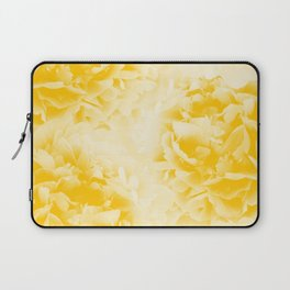 Yellow Peonies Dream #1 #floral #decor #art #society6 Laptop Sleeve
