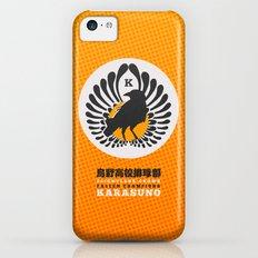 Karasuno High Volleyball Club iPhone 5c Slim Case
