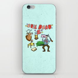 ♥ EVIL DEAD 2 ♥ iPhone Skin