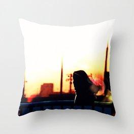 Belarusian Throw Pillow