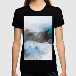 Blue Poly T-shirt