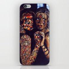 Psychoactive Bear 2 iPhone & iPod Skin