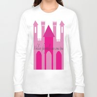 fairytale Long Sleeve T-shirts featuring fairytale by Danielle J Design