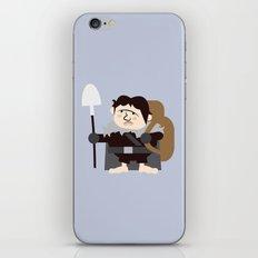 Samwell the Gardener iPhone & iPod Skin