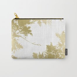 Night's Sky Gold Carry-All Pouch