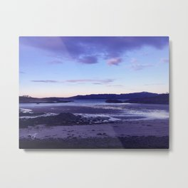 Sunset at  Loch Eil Metal Print