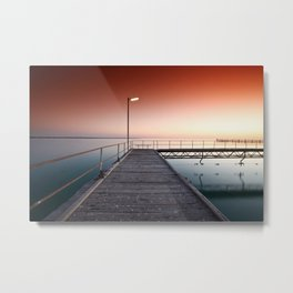 Summers Night Metal Print
