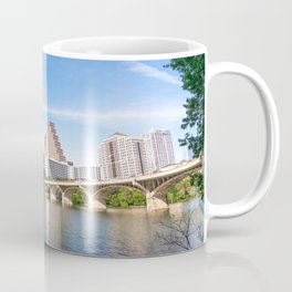 Bright Day in Austin Coffee Mug