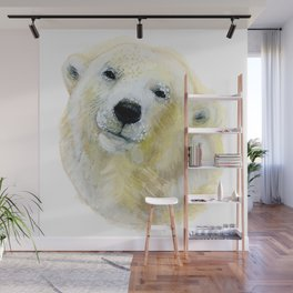 Polar Beary Wall Mural