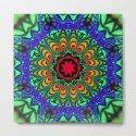 Mandala springtime by patternandcolor
