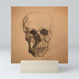 The Form - Skull Mini Art Print