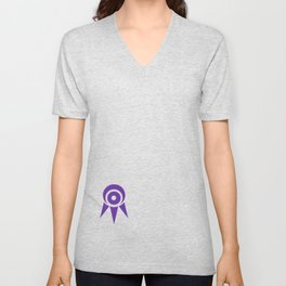 Seeker's Eye - Minimal Unisex V-Neck