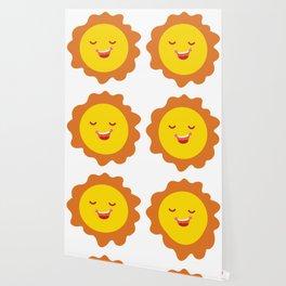 Bright Sun Omellete Summer Wallpaper
