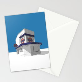Trinity Road (Tooting Bec) Stationery Cards