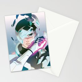 The Black Paladin Stationery Cards