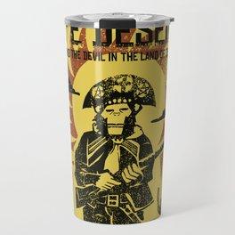 Ape desert Travel Mug