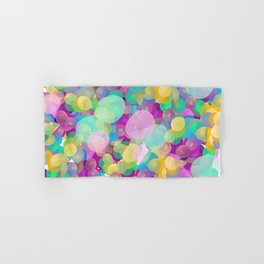 Bubbles Hand & Bath Towel