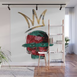 The King Wall Mural