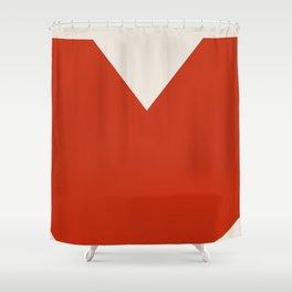 Mid Century Modern Vintage 17 Shower Curtain