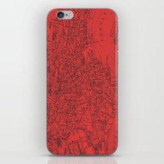Venezia Rosso iPhone & iPod Skin