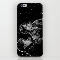 daunt iPhone & iPod Skins featuring Dead Winter by Daunt