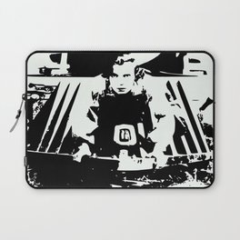 Buster Keaton Laptop Sleeve