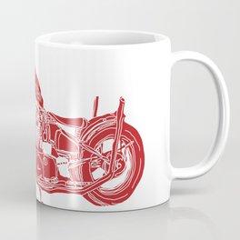 Vintage Etude Coffee Mug