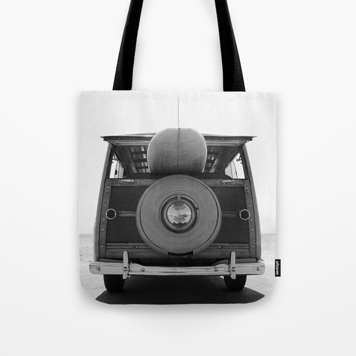 Old Woody Tote Bag