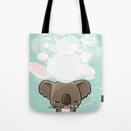 Hungry Dream Tote Bag