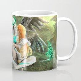 hold on to my heart Coffee Mug