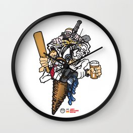 Pal-Icecream Wall Clock