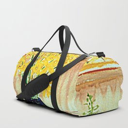 Still Life with Spring Flowers        Kay Lipton Duffle Bag