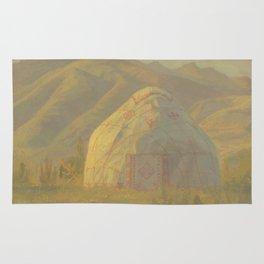 Yurt Rug