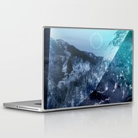 window Laptop & iPad Skins featuring Window by DM Davis