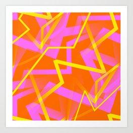Calypso - Abstract Art Print