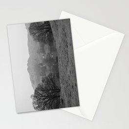 loughrigg tarn, lake district, uk. Stationery Cards