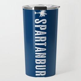 Spartanburg, South Carolina Travel Mug
