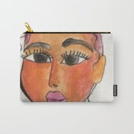 color and curls Carry-All Pouch
