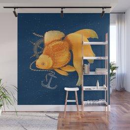 Goldfish Wall Mural