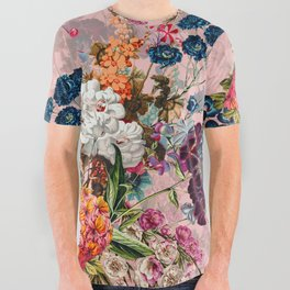 Summer Botanical Garden VIII - II All Over Graphic Tee