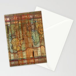 Antique World Stationery Cards