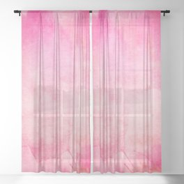 Around the World Sheer Curtain