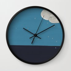 Oh, Weather Wall Clock