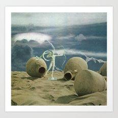 Celestial Navigation Art Print