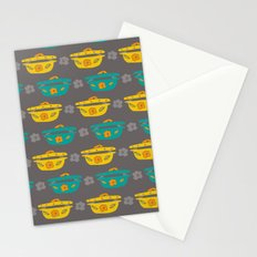Casserole Dishes Stationery Cards